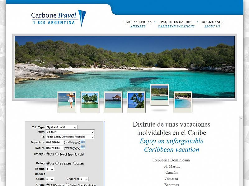 Carbone Travel